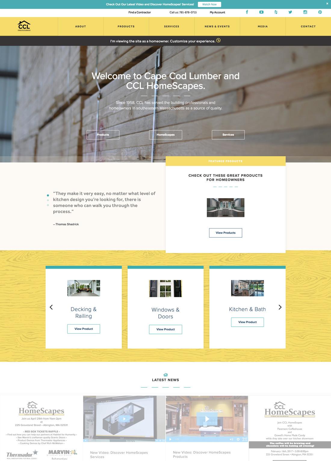 Homepage James Acero